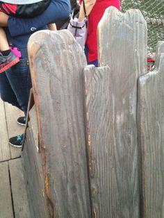 Bunkhouse wood