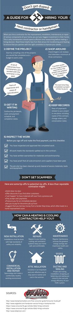 How to hire a contractor --shared by bogdanrauta on Jul 21, 2014 in Home