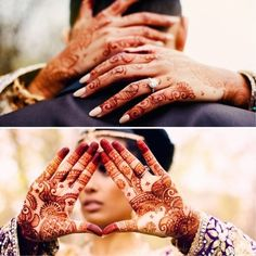 I would love to have a tattoo with the henna patterns