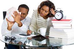 5 #erreurs financières à éviter: on dépense et on s'endette. #Budget #Finances