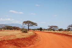 Kenya - Tsavo East, via Flickr.