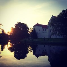 #szydłowiec #zamekWSzydłowcu #castle #monuments #sunset #szydlowiec #zabytki