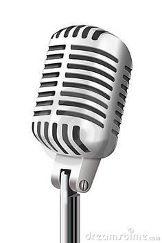 Vintage microphone at clkercom vector online clipart free clip ...