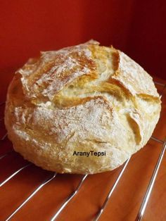 Bread Recipes, Cake Recipes, Cooking Recipes, Baking And Pastry, Bread Baking, Healthy Homemade Bread, Hungarian Recipes, Hungarian Food, Bread And Pastries