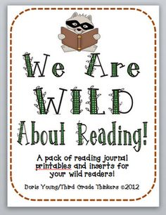 Third Grade Thinkers: Independent Reading and the Reading Journal