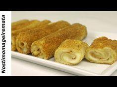 Απλό πεντανόστιμο πρωϊνό σε 10 λεπτά.Τραγανά ρολά με ζαμπόν και τυρί - YouTube French Toast, Cupcakes, Breakfast, Ethnic Recipes, Youtube, Finger Food, Morning Coffee, Cupcake Cakes, Youtubers