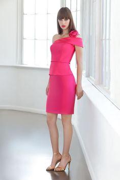 Eleni Elias Cocktail Dress C329