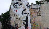 Amber Alexander pretty:) Street Art Photograph - Paris - 7 x 10 Print Awesome Banksy Graffiti Drawings ROA - urban art- street art - rabbit . 3d Street Art, Amazing Street Art, Street Art Graffiti, Street Artists, Amazing Art, Banksy, Pop Art, Art Public, Graffiti Artwork