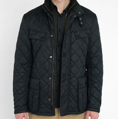 Barbour mantel lang