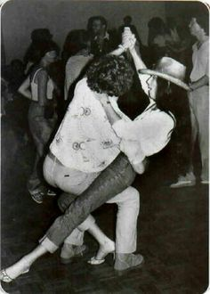 Who's this guy Cher is dancing with back in the 70's?