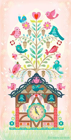Cuckoo Clock | Jill Howarth