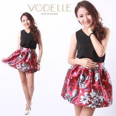 Model: Venuss Tan Photographer: Alvin Ooi  Studio: Vodelle' Studio  VODELLE ♥ Taste the Fashion