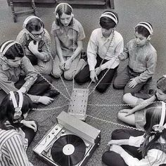 Wednesday afternoons spent in the 60s