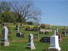 Stull Cemetery in Stull, Kansas
