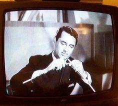 Cary Grant Knits (Yes, I've Pinned Him Already...But It's CARY GRANT, Okay?)