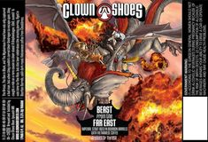 Clown Shoes - Beast From The Far East    http://www.beer-pedia.com/index.php/news/19-global/5458-clown-shoes-beast-from-the-far-east    #beerpedia #clownshoesbeer #imperialstout #bourbon #beerblog #beernews #newrelease #newlabel #craftbeer #μπύρα #beer #bier #biere #birra #cerveza #pivo #alus