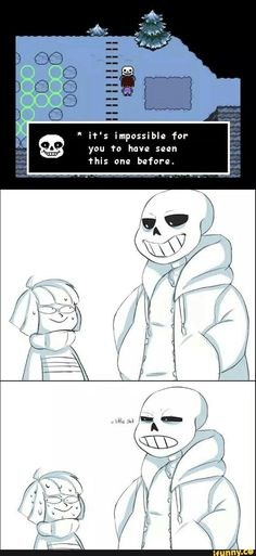 sans and frisk | undertale
