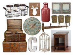 Primitive Accents by Countryside Amish Furniture on #polyvore