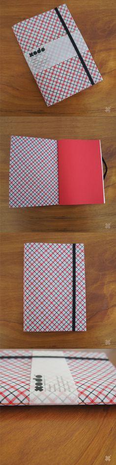 CADERNO XODÓ XADREZ #3 | Sketchbook personalizado, exclusivo e 100% artesanal! Feito com muito amor! Acesse a loja virtual ---> www.xodopapelaria.com.br