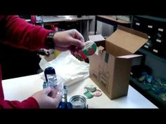 #Unboxing pedido de www.chapea.com: Kit de máquina para hacer #chapas.