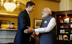 In June 2016, US House speaker Paul-Ryan conveys his condolence to Prime Minister Modi on Six Sikh Worshippers Killed by a white fascist four years ago in Wisconsin State's Sikh Gurdwara(Temple).