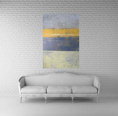 ORIGINAL Abstract Painting. Art. Large. por KrisGMixedMediaArt, $415.00