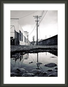 South Tacoma alley