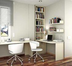 Письменный или компьютерный стол необходимо разместить возле окна, а...