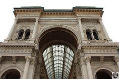 Milan City Pictures: From Largo Cairoli to Piazza della Scala trough piazza del Duomo