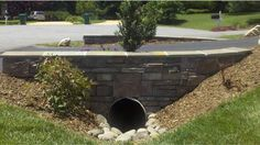 Backyard Landscaping Pictures To Hide Culvert PDF