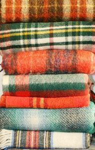 plaids---I even liked them as a child.