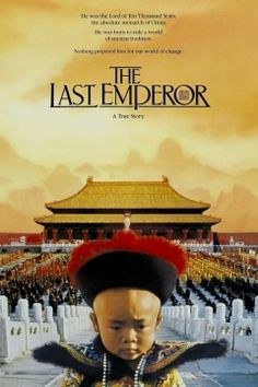 The Last Emperor (1987)     163 min  -  Biography   Drama   History