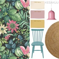 sisustusvinkit2016_kesakuu Dining Chairs, Photo And Video, Sisal, Furniture, Instagram, Home Decor, Decoration Home, Room Decor, Dining Chair