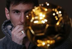 Lionel Messi the best player in the world