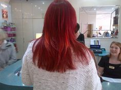 Jo's colour creation nice result Loreal, Stylists, Long Hair Styles, Colour, Nice, Creative, Beauty, Color, Long Hairstyle