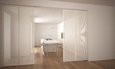 Sliding Room Dividers, Sliding Wardrobe Doors, Sliding Door Hardware, Sliding Doors, Door Kits, Galvanized Steel, Wooden Doors, Elegant, Interior