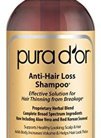 Our advanced anti-hair loss shampoo uses an exclusive formula featuring 17 key active ingredients and a 100% Natural Preservative System.