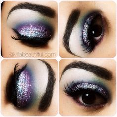I'm in love with this <3 absolutely live the glitter.