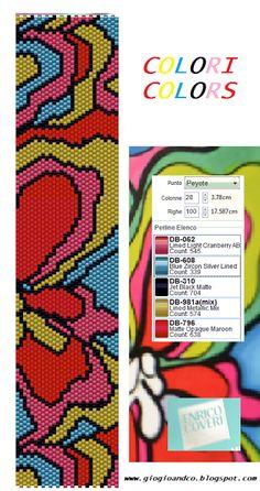 GioGio&Co: Voglia di colore...