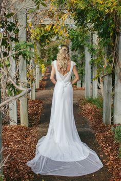 874d4f6ca461 Garden Wedding Inspiration With Moira Hughes Bridal Couture. Wedding  Dresses SydneyDesigner ...