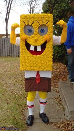 Spongebo Daddy and Bel :) - Halloween Costume Contest