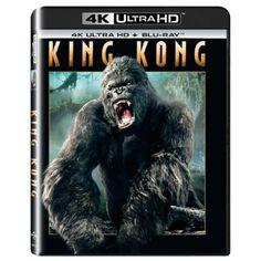 Andy Serkis in King Kong Sci Fi Movies, Movies To Watch, King Kong 2005, Jackson, Digital Film, 4k Uhd, Running Man, Jack Black, Hd 1080p