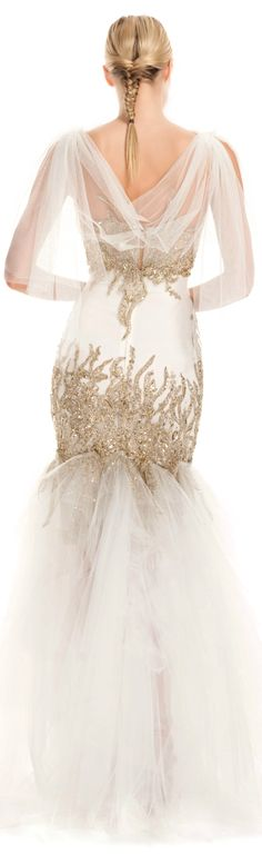 Wedding Dress ● Marchesa