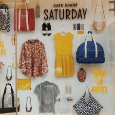 To Shop: Kate Spade Saturday NYC pop-up shop