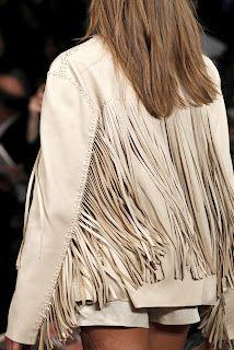 RL - love this fringed leather jacket!!
