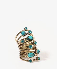 Womens rings and pin | shop online | Forever 21 - 1017621411