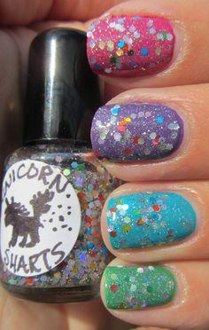 My Nail Polish Obsession: Unicorn Sharts