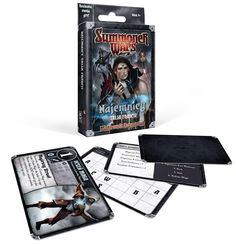 A set of 10 add-ons for polish version of Summoner Wars games.