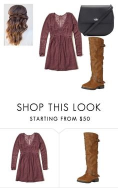 """Untitled #518"" by lakesheia ❤ liked on Polyvore featuring Hollister Co. and Kate Spade"