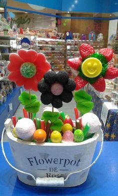 En Duldi Valencia nos sorprenden con unas flores increiblemente dulces y bellas